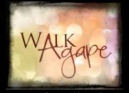 Walk Agape Icon