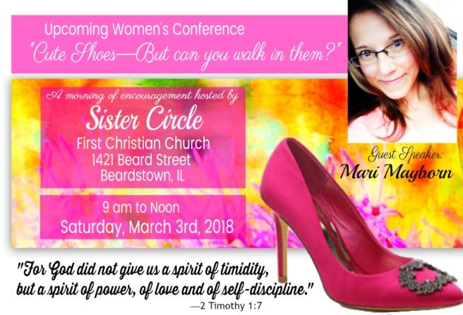 Mari Mayborn Sister Circle Conference